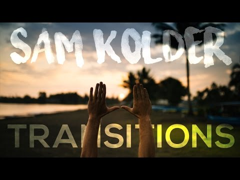 After Effects Tutorial: Sam Kolder Transitions (Zoom and Luma Fade)