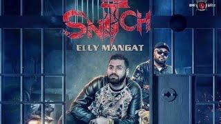 Snitch    Bass Boosted   Elly Mangat   Punjabi Hits 2017