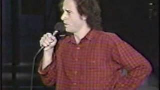 Steven Wright on Letterman, 1/8/88