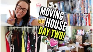 moving vlogs a heck of a lot of tidying