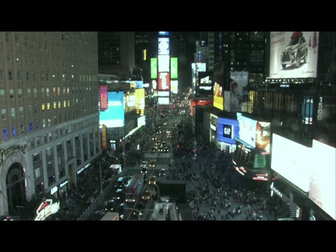 FNN: Government shutdown continues, Times Square prepares for NYE