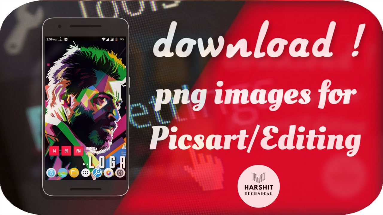 Download Png Images For Picart Editing Zip File