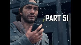 DAYS GONE Walkthrough Part 51 - Catching up with Lost Lake (PS4 Pro Let's Play)