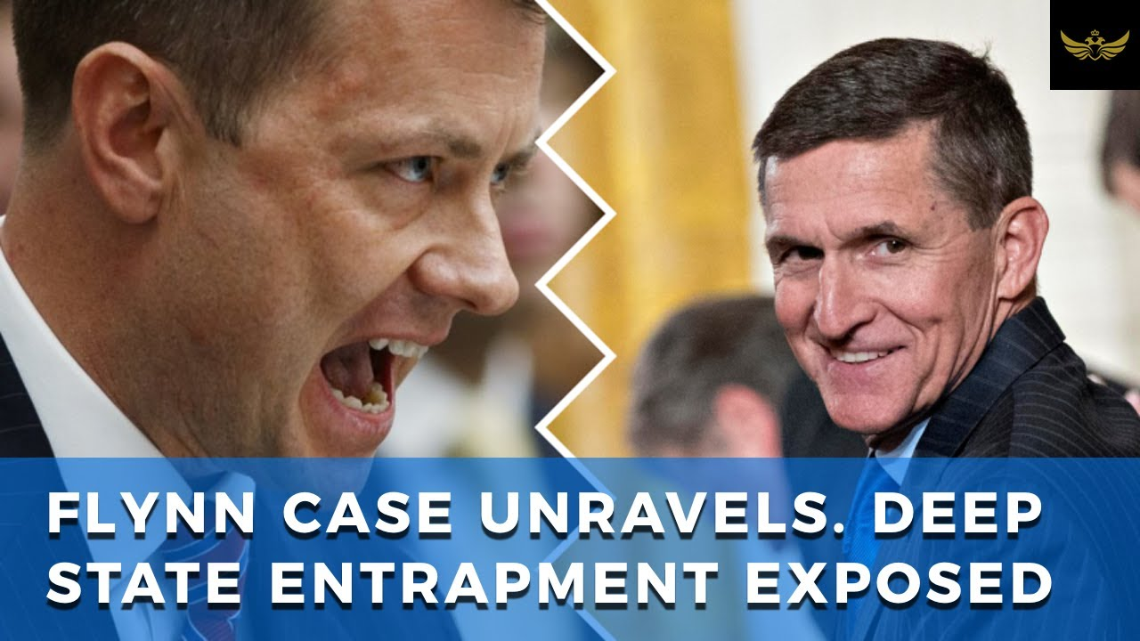 Michael Flynn case unravels. US-UK Deep State entrapment plan exposed