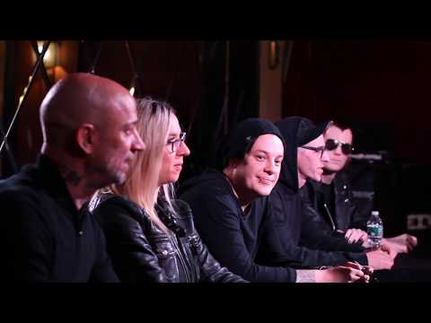 COLD - The Cold Army (Interview) | Napalm Records
