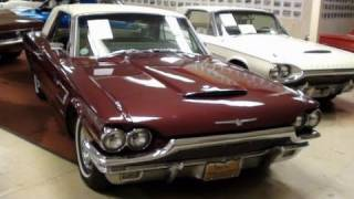 1965 Ford Thunderbird 390 V8 - Nicely restored Classic
