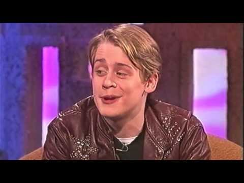 Macaulay Culkin   The Graham Norton  2000
