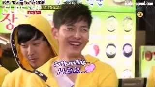 Joong Ki - Sunny couple [EP39] - Running Man funny moments thumbnail