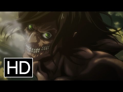 Attack on Titan Season 2 - Official Trailer