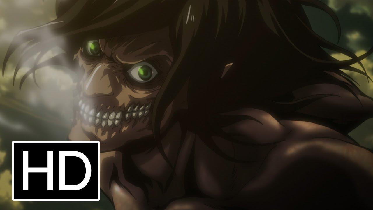Attack on titan season 2 official trailer