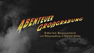 Abenteuer Großgrabung in Krefeld-Gellep (am 12.01.2021 um 09:06)