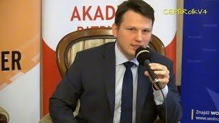 Dr Sławomir Mentzen vs Krzysztof Karoń o wolności (Piknik Prawicy 2017)