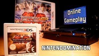 Tekken 3D: Prime Edition - Online Gameplay