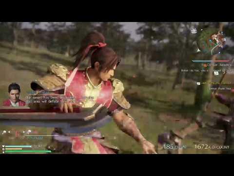 Dynasty Warriors 9 - Conquer Jiangdong (Ch3 Sun Ce - Chaos)