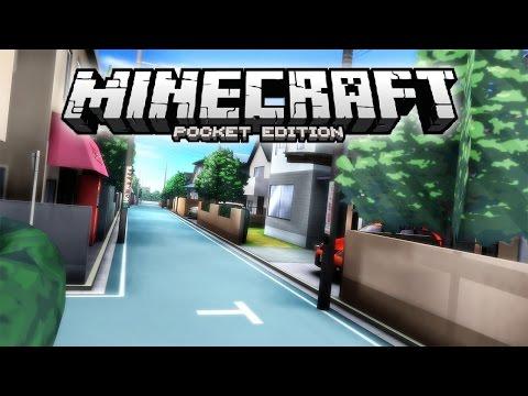 Gary Universe  MY MANSION! Minecraft PE Roleplay 1