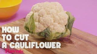How to Cut Cauliflower   Parents