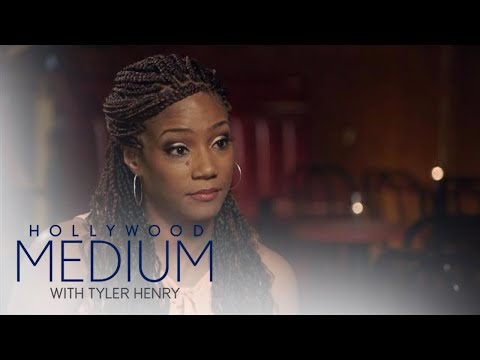 Tyler Henry Has News About Tiffany Haddish's Father   Hollywood Medium with Tyler Henry   E!