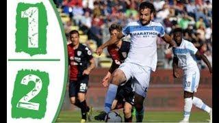 Cagliari 1 - 2 Lazio