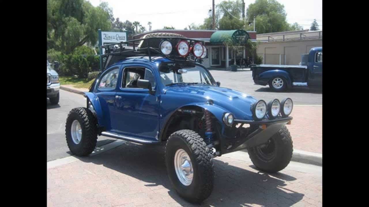 The Baja Bug @ Glamis by HBeric72