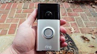 Review: Ring Video Doorbell