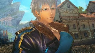 Valkyria Revolution - Chapter 1 End: Operation Azure Dawn / Boss: Maxim (S Rank)