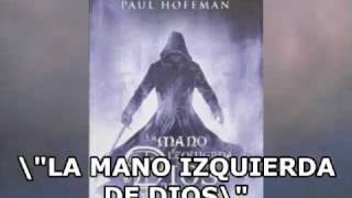 La mano izquierda de Dios - Paul Hoffman (edición en castellano)