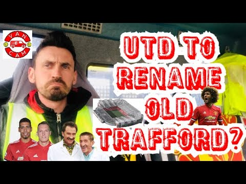 Utd Set to Rename Old Trafford? | Smalling & Jones = The Chuckle Brothers | WOTW | Your Comments 💻
