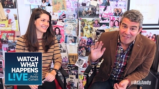 Andy Cohen Reveals the Secret to Instagram | @sk Andy | WWHL