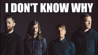 Imagine Dragons – I Don't Know Why (Lyrics)