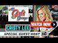 I RIDE TV |  CRISTY LEE |  All Girls Garage Tv Host | FOX TRACK DAY