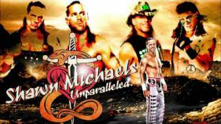 WWF Shawn Michaels Old Theme Song [High Quality] + Download Link