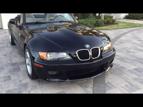 1999 bmw z3 2 8 roadster review and test drive by bill auto europa rh youtube com BMW V6 BMW V6