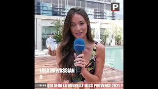 Miss Provence 2021 : qui pour succéder à April Benayoum ? Découvrez le portrait des 16 candidates
