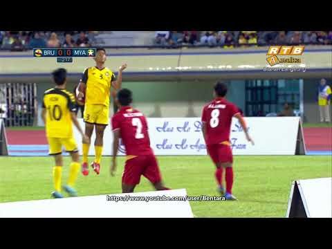 HBT 2018 - Brunei Vs Myanmar