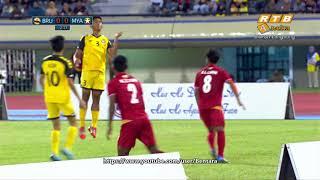HBT 2018 - Brunei Vs Myanmar