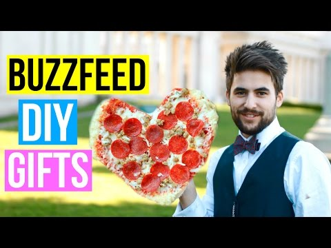 Testing BuzzFeed Recipe EP 3: DIY Gifts for Him for Valentine's Day! theGentlemansCove