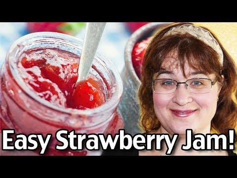 strawberry-jam-recipe---how-to-make-strawberry-jam!