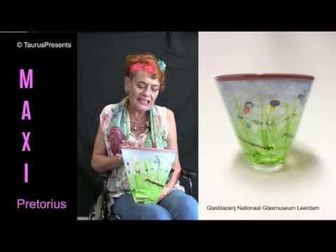 Maxi Pretorius   bloementuinen -  Glasblazerij Leerdam