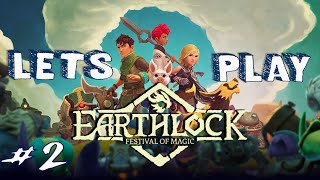Let's Play: Earthlock: Festival of Magic #2: Gnart and Amon's EXCELLENT Adventure