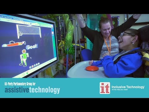 Enabling Play: Assistive Technology and Learning Through Play