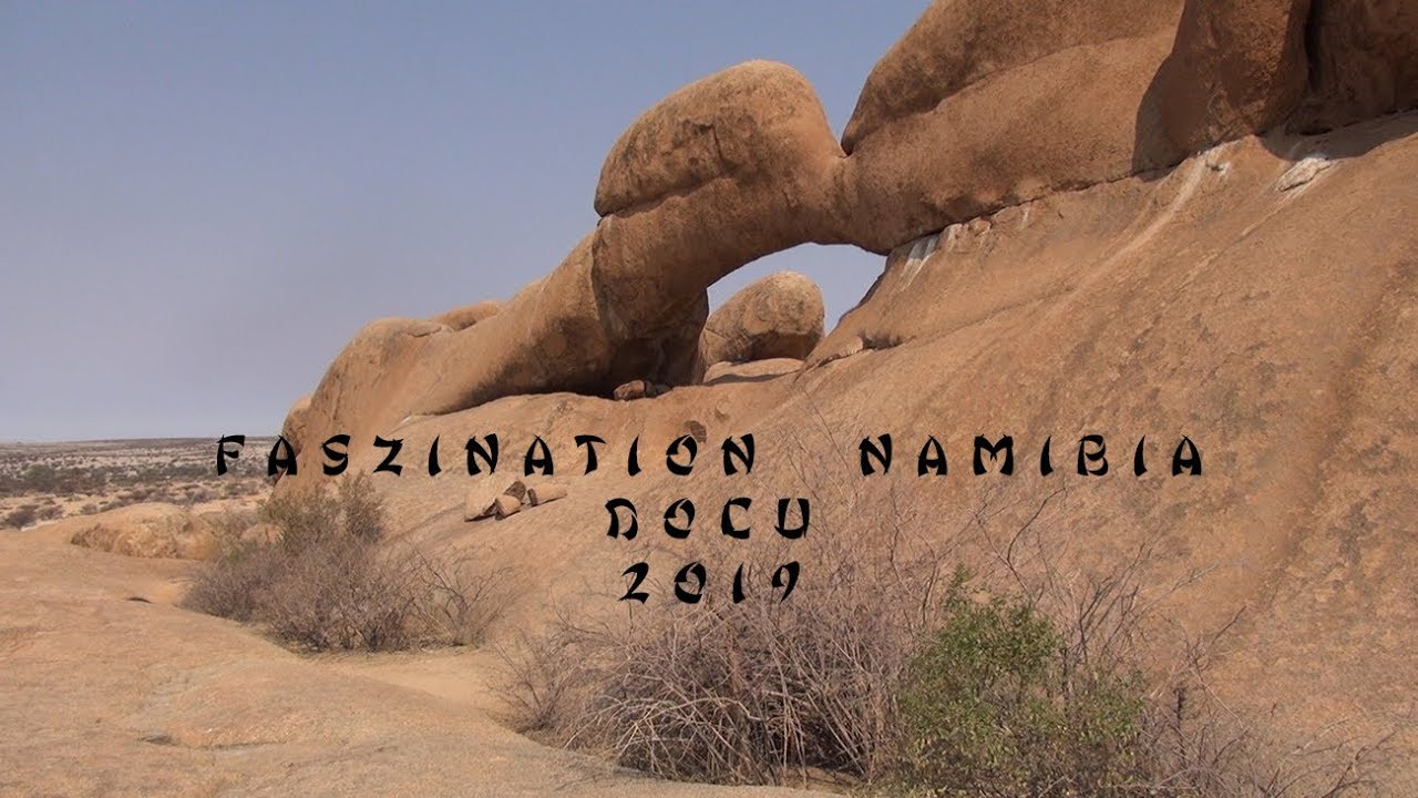 Namibia Doku