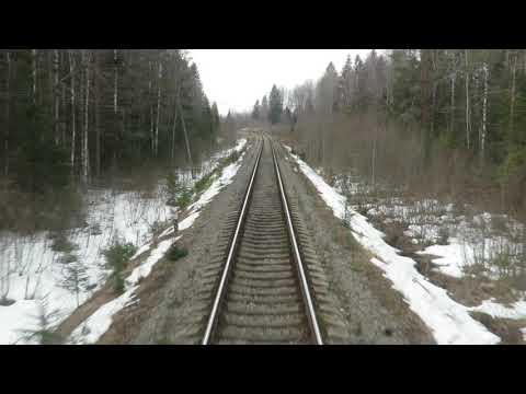 Поезд Угловка - Боровичи