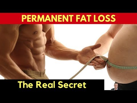 🍽️The Real Secret To Permanent Fat Loss - Part 1 - by Dr Sam Robbins