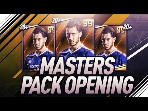 FIFA MOBILE - OPENING *20+* 99 MASTER PACKS!! DOUBLE ULTIMATE FLASHBACK PACK!!