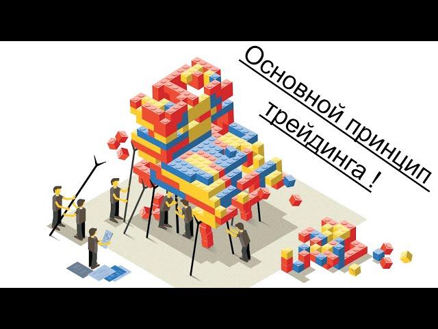 #2 Какой основной принцип заработка на бирже ?