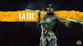 MORTAL KOMBAT 11 (XI) GAMEPLAY WITH JADE !!
