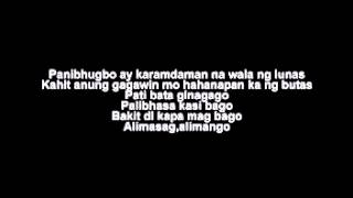Repeat youtube video Sila - Gloc 9 FT. Loonie and Konflick Lyrics