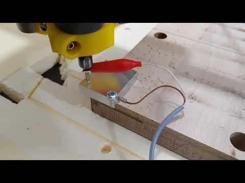 MPCNC Tastplatte Mini - Aluminium