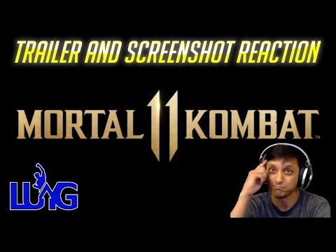Rip Reacts To Mortal Kombat 11 Trailer and Screenshots thumbnail