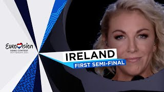 Lesley Roy - MAPS - LIVE - Ireland 🇮🇪 - First Semi-Final - Eurovision 2021